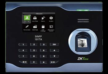 ZK Silk Fingerprint Terminal